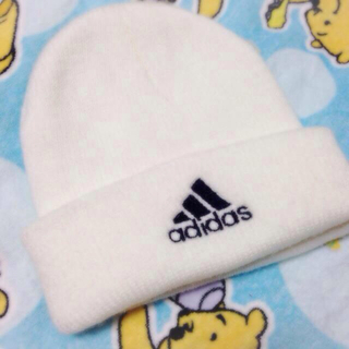 アディダス(adidas)のAdidas★ニット帽(ニット帽/ビーニー)