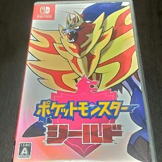 同封200円引き ポケットモンスター シールド Switch