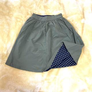フーズフーチコ(who's who Chico)のスカート(ひざ丈スカート)