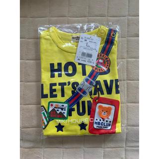 ホットビスケッツ(HOT BISCUITS)のミキハウス ホットビスケッツ Tシャツ 90サイズ(Tシャツ/カットソー)
