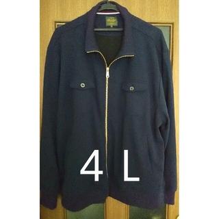 ブルゾン ジャケット 大きいサイズ 4L 1度試着のみ