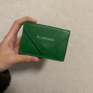 ミニ財布 バレンシアガ