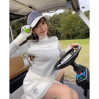 DESCENTE - 【新品 タグ付き】セットアップ デサント ゴルフ クリスタルコレクション