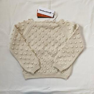 Bonpoint - misha&puf  ポップコーンセーター