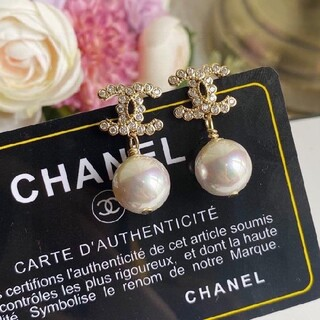 CHANEL - 【Chanel】ピアス