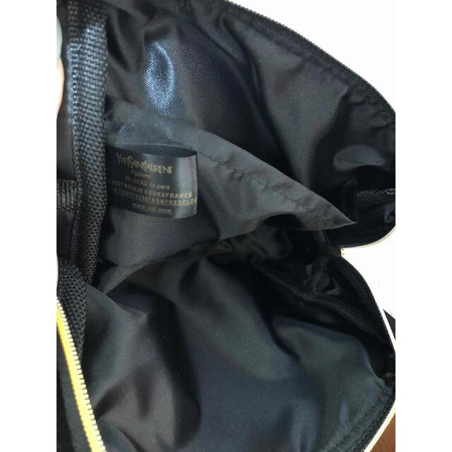 Yves Saint Laurent Beaute(イヴサンローランボーテ)の新品未開封 イブサンローラン YSL ベロアポーチ レディースのファッション小物(ポーチ)の商品写真