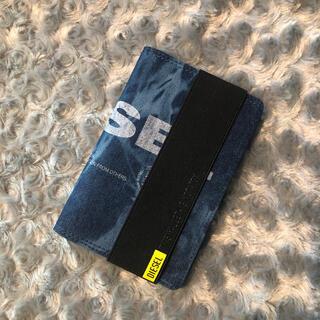 DIESEL - DIESEL デニムパスポートケース
