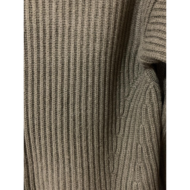 L'Appartement DEUXIEME CLASSE(アパルトモンドゥーズィエムクラス)の彩虹様専用⭐︎ボリュームスリーブボートネックプルオーバー ニット レディースのトップス(ニット/セーター)の商品写真