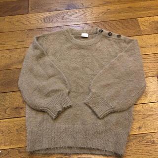 petit main - ニット セーター プティマイン Lサイズ 120〜130
