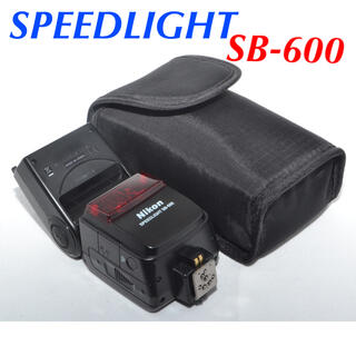 Nikon - NIKON SPEEDLIGHT SB-600