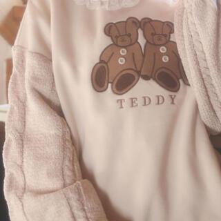 スワンキス(Swankiss)のHB docking teddys TOPS(トレーナー/スウェット)