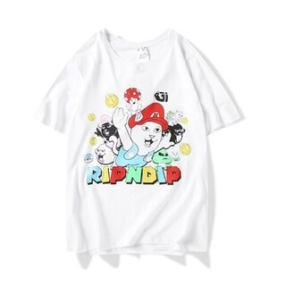 Supreme - (新品未開封タグ付き)RIPNDiptーシャツ Lサイズ