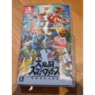 Nintendo Switch - 新品未開封◆大乱闘スマッシュブラザーズ SPECIAL Switch