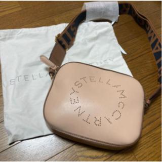 Stella McCartney - STELLA MCCARTNEY ロゴ ショルダーバッグ
