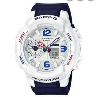 ベビージー(Baby-G)のカシオ ベビーG  アナ・デジ腕時計 BGA-230SC-7(腕時計)