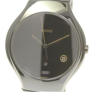 ラドー(RADO)の☆良品 ラドー ダイヤスター デイト 115.0653.3 メンズ 【中古】(腕時計(アナログ))