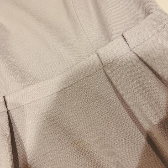 PROPORTION BODY DRESSING(プロポーションボディドレッシング)のラベンダーカラーのきれいめワンピース レディースのワンピース(ひざ丈ワンピース)の商品写真