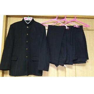 学生服セット160A(学ラン&ズボン3枚)