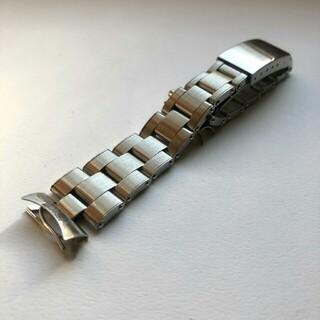 ステンレス リベットブレス 18mm(金属ベルト)