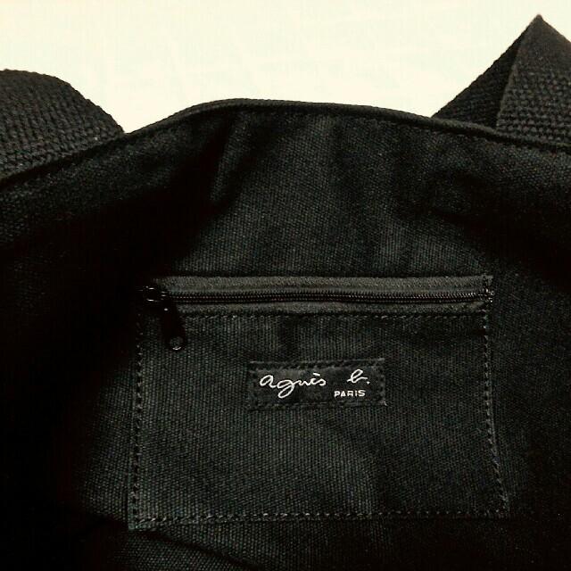 agnes b.(アニエスベー)のアニエスベー agnes b. VOYAGE トート バッグ  <Lサイズ > レディースのバッグ(トートバッグ)の商品写真
