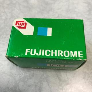 フジフイルム(富士フイルム)のFUJICHROME 100  RD135(フィルムカメラ)