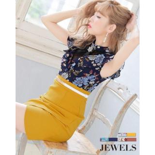 JEWELS - 【 Jewels 】杉山佳那恵着用❗キャバ ドレス✨