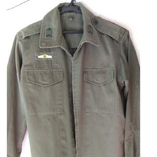 自衛隊の作業服(上着のみ)(戦闘服)