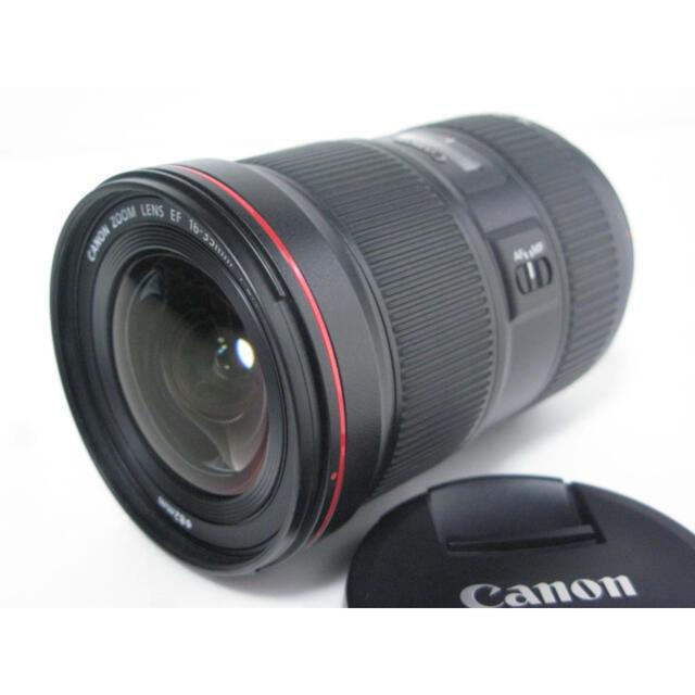 Canon(キヤノン)のCanon  EF16-35mm F2.8L III USM 高級 広角 ズーム スマホ/家電/カメラのカメラ(レンズ(ズーム))の商品写真