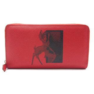 ジバンシィ(GIVENCHY)のジバンシイ  長財布  バンビ ラウンドファスナー 財布 BC06340(財布)
