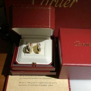 Cartier - カルティエ  ピアス