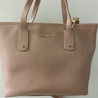 Furla - FURLA ピンク トートバッグ ハンドバッグ