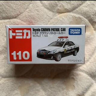 Takara Tomy - トミカ 110 クラウン パトカー