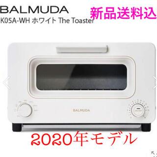 BALMUDA - 【新品送料込】バルミューダ BALMUDAトースター2020年モデル  ホワイト
