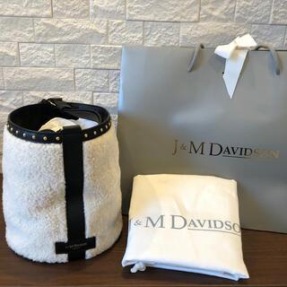 J&M DAVIDSON - 新品 J&M DAVIDSON チャールストン mini joy  ムートン
