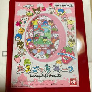 BANDAI - たまごっちみーつ サンリオキャラクターズver