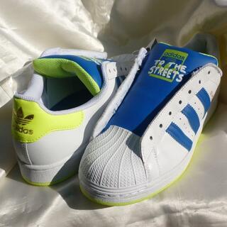 adidas - 新品26.5cm★アディダスオリジナルススーパースターSSレースレス