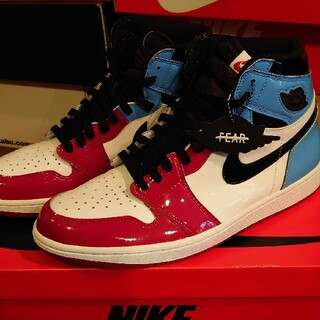 NIKE - NIKE AIR JORDAN 1 RETRO fearless 28.5㎝
