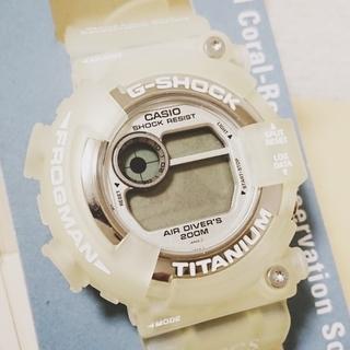 カシオ(CASIO)のCASIO G-SHOCK 腕時計 W.C.C.S.マンタ  未使用 電池切れ(腕時計(デジタル))