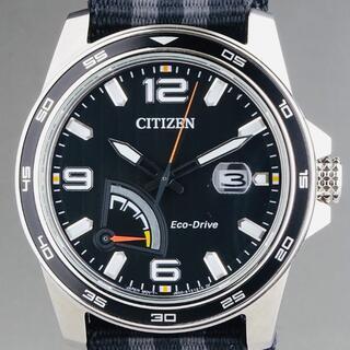 CITIZEN - 【新品即納】シチズン CITIZEN メンズ 腕時計 42mm パワーリザーブ