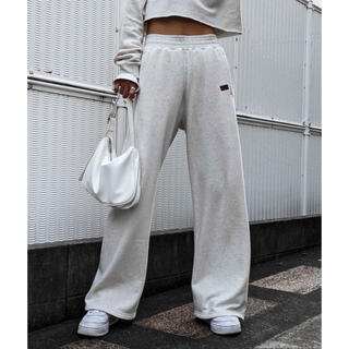 ALEXIA STAM - ACLENT Relaxy wide sweat pants