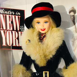 Barbie - バービー Winter in Newyork ヴィンテージ