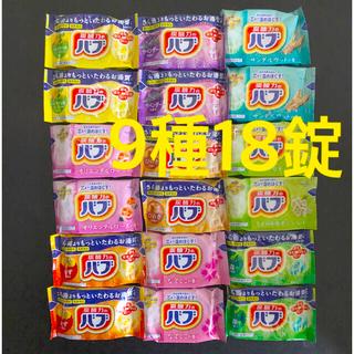 花王 - 花王炭酸力のバブ 18錠