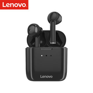 レノボ(Lenovo)の【未使用】レノボワイヤレスイヤホン Bluetooth5.0対応(ヘッドフォン/イヤフォン)