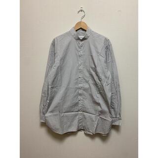 COMOLI - cristaseya × Salvatore piccolo ストライプシャツ