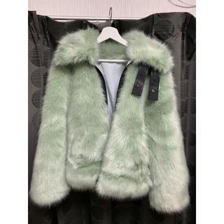 NIKE - NIKE AMBUSH Reversible Faux Fur Coat M