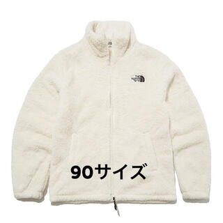 THE NORTH FACE - COMFY FLEECE ZIP UP コンフィフリースジップアップ