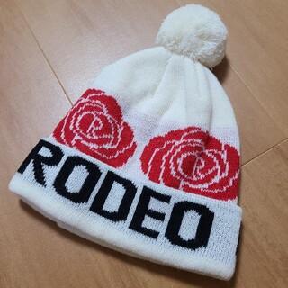 ザラ(ZARA)のRODEO CROWNS★キッズニット帽(帽子)