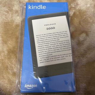 アンドロイド(ANDROID)の広告付き Kindle フロントライト搭載 Wi-Fi 8GB ブラック(電子ブックリーダー)