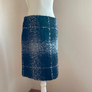 アクリス(AKRIS)の美品❤️アクリス スカート(ひざ丈スカート)
