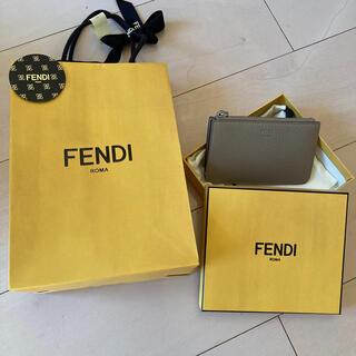 フェンディ(FENDI)の新品未使用 フェンディ  カードケース(名刺入れ/定期入れ)